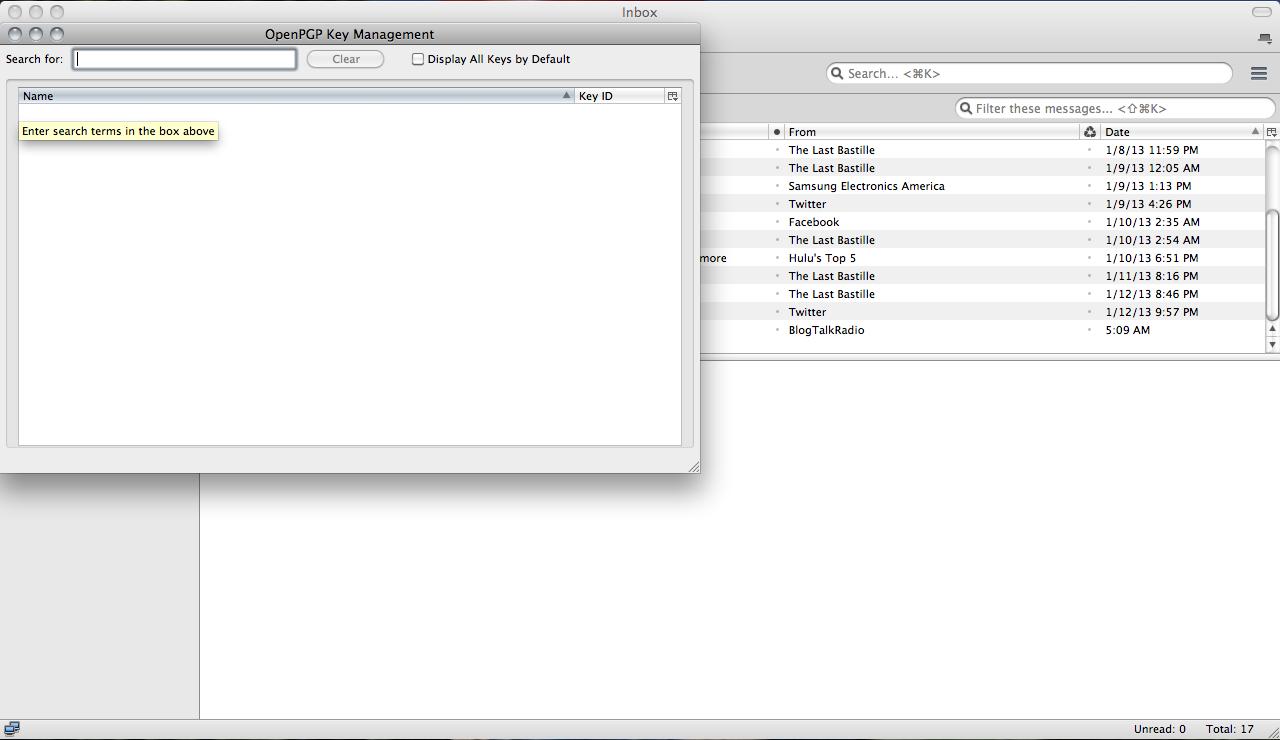 mac clear pour mac 10 5 8