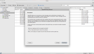 How to Configure and Use PGP Encryption for Email - Mac Instructions (16 of 25)