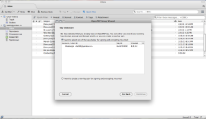 How to Configure and Use PGP Encryption for Email - Mac Instructions (18 of 25)