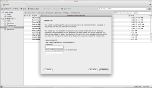How to Configure and Use PGP Encryption for Email - Mac Instructions (21 of 25)