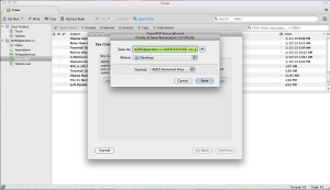 How to Configure and Use PGP Encryption for Email - Mac Instructions (23 of 25)