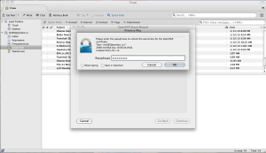 How to Configure and Use PGP Encryption for Email - Mac Instructions (24 of 25)