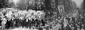 Suffragettes & Civil Rights Activists